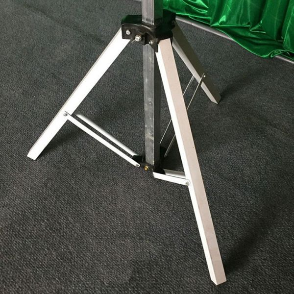 Stainless Steel Adjustable Tripod Backdrop 3x6m