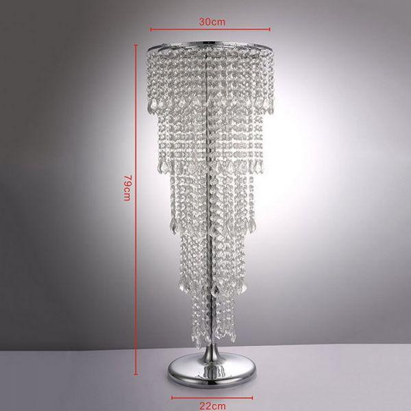 Crystals Trap Centerpiece - Height 79cm