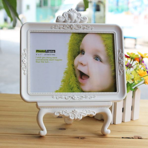 Heart Picture Frame with Tripod